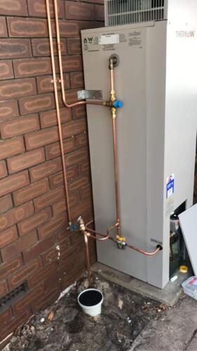Happy Tappy Gallery Hot Water Unit Systems Outdoor Setup and Configuration
