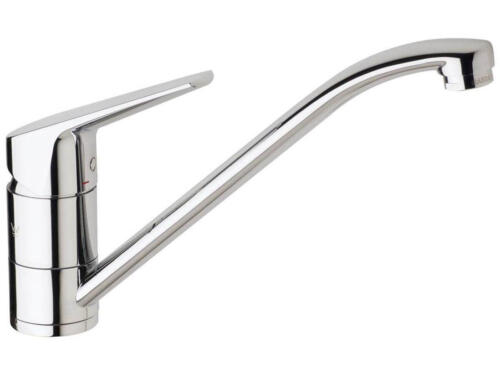 Happy Tappy Gallery Posh Bristol Range of Tapware - Posh Solus MKII Standard Sink Mixer Chrome 4 Star